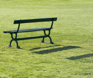 Park Bench | © Billyfoto | Dreamstime Stock Photos