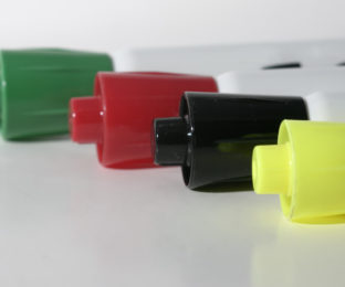 Four Colored markers | © Geotrac | Dreamstime Stock Photos | © Geotrac | Dreamstime Stock Photos