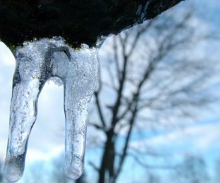 Icicle | © Newman | Dreamstime Stock Photos