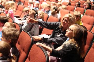 BGHS Y&Y concert in audience