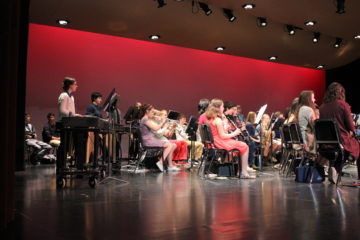 BGHS Y&Y concert symphony band
