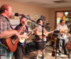 The Grand Ukulelists of the Black Swamp (GRUBS) will perform a set on the Community Stage.