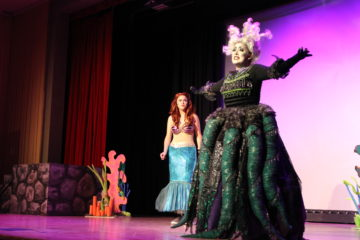 Sarah Matlow as Ursula