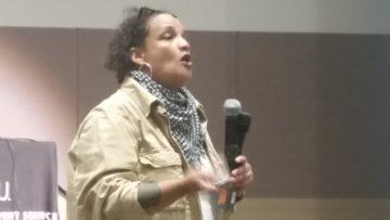 Andrea Boxill talks about opiate addictions