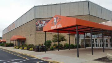 BGSU Ice Arena off Mercer Road