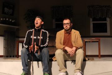 Josh cloyd, left, and Ryan Albrecht