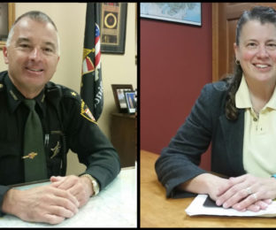 Wasylyshyn and Babel-Smith in race for sheriff seat – BG