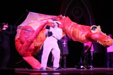 Bg High S Musical Shrek Delivers A Message About Acceptance On Way To A Fairy Tale Ending Bg Independent News