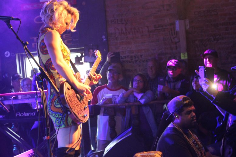 Blues Star Samantha Fish Ready To Come Storming Back To Black Swamp Arts Festival Bg Independent News