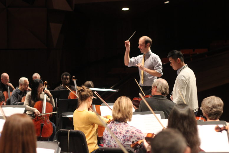 Toledo Symphony gives voice to BGSU student composers work