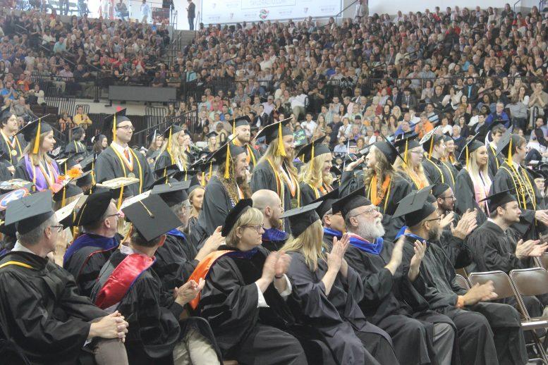 Bgsu Graduation 2020.Student Retention Recruitment Initiatives Paying Off For