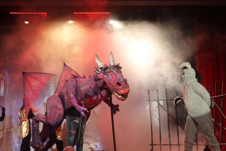 3b S Shrek The Musical Hits The Right Tone In Reprise Of Beloved Show Bg Independent News