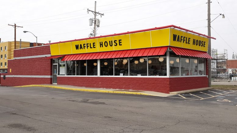 Two men arrested for racist attack in BG Waffle House