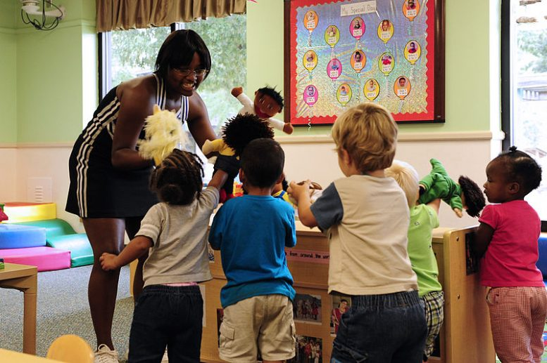Grants Incentives Offered To Boost Early Childhood Care In Ohio Bg Independent News